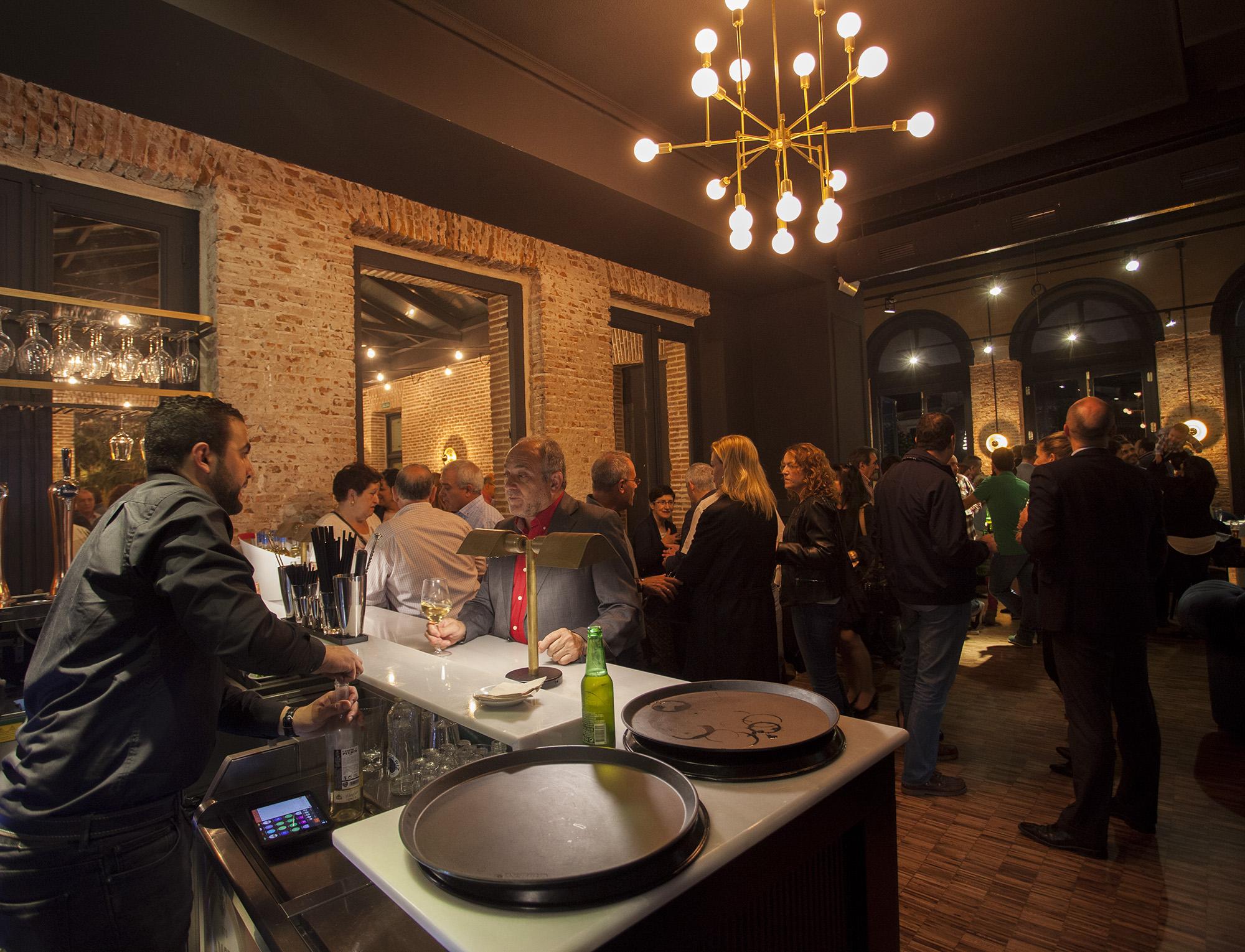 Eventos restaurante Casino Alcalá