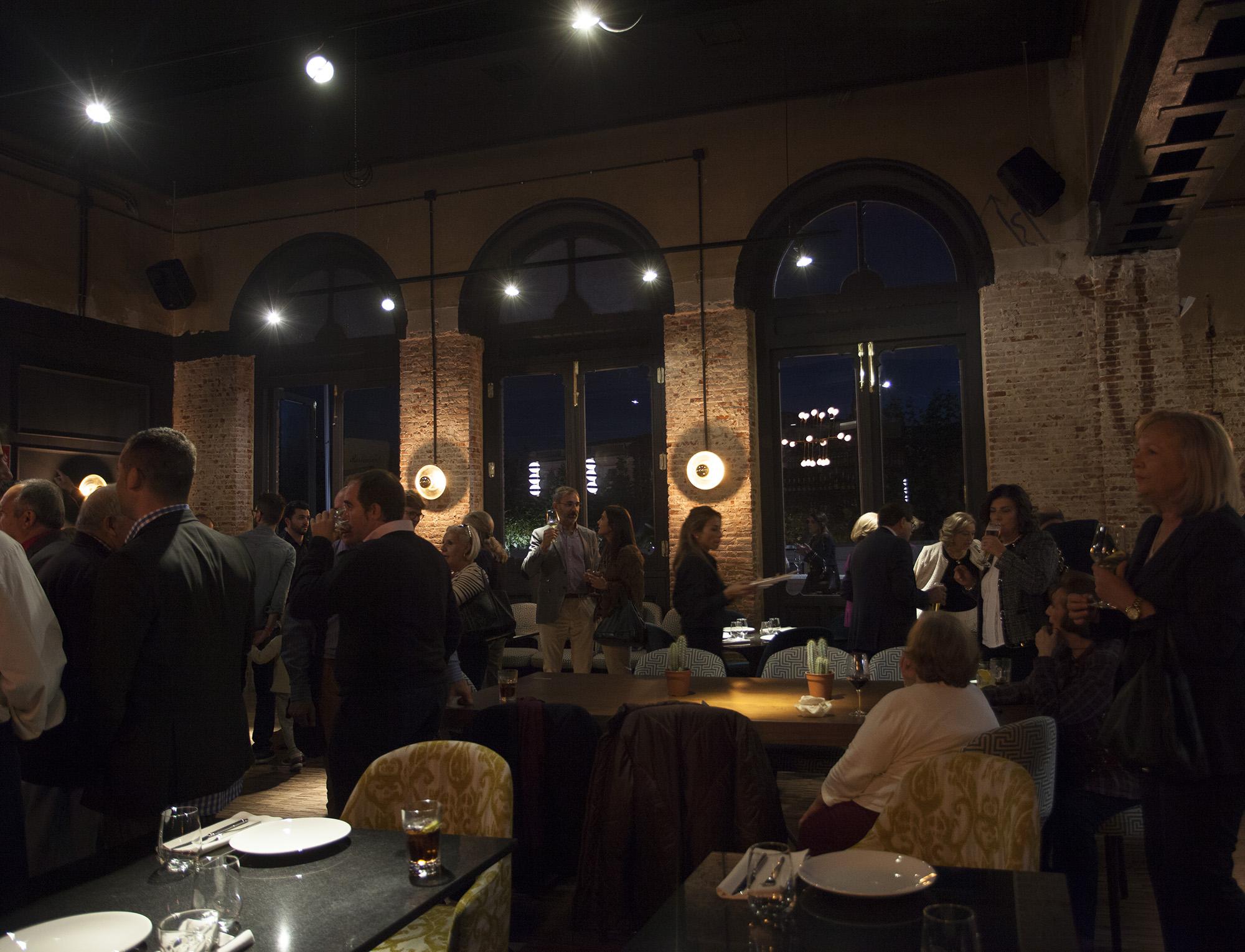 Eventos en restaurante Casino Alcalá, en Alcalá de Henares