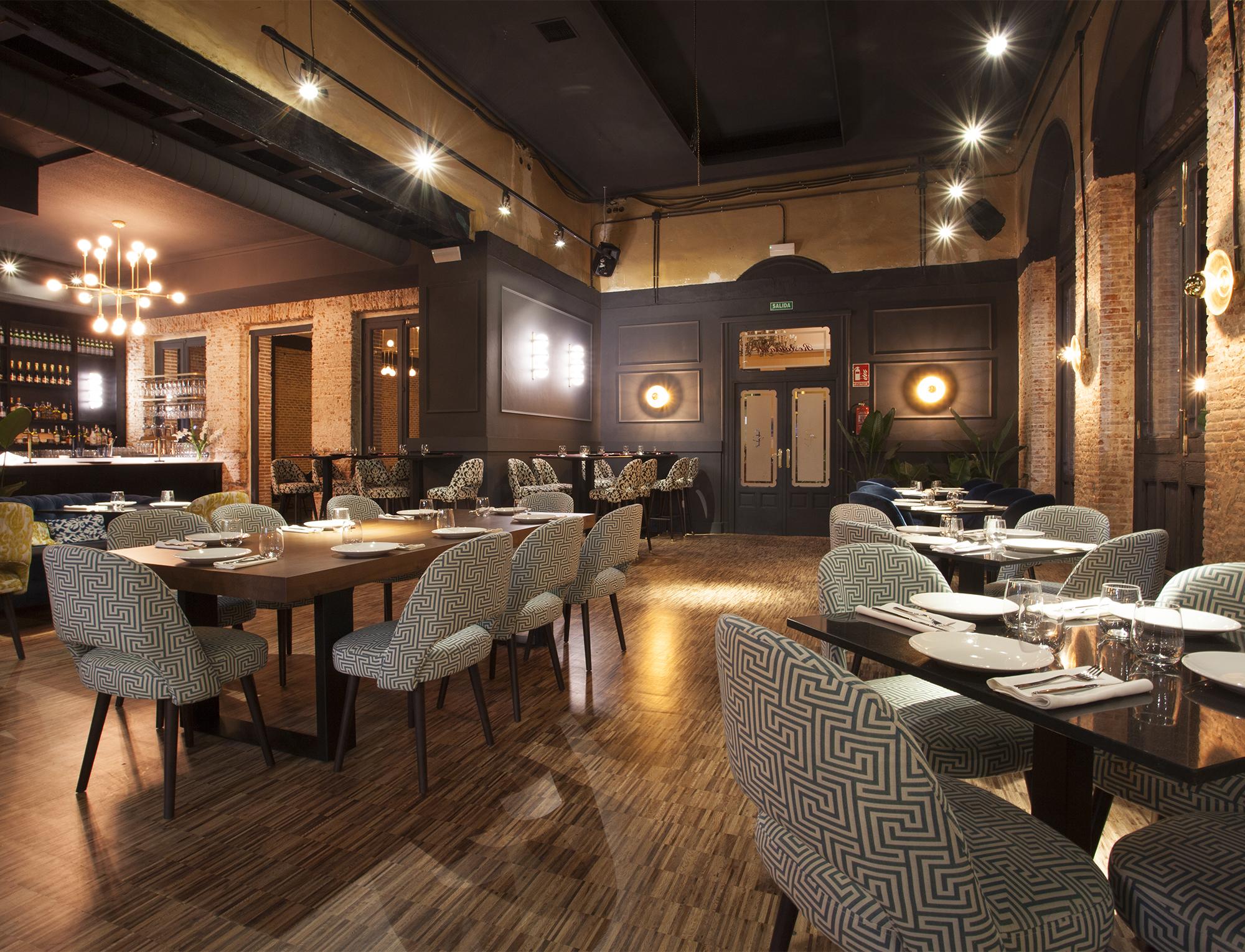 Instalaciones Casino Alcalá, restaurante Alcalá de Henares