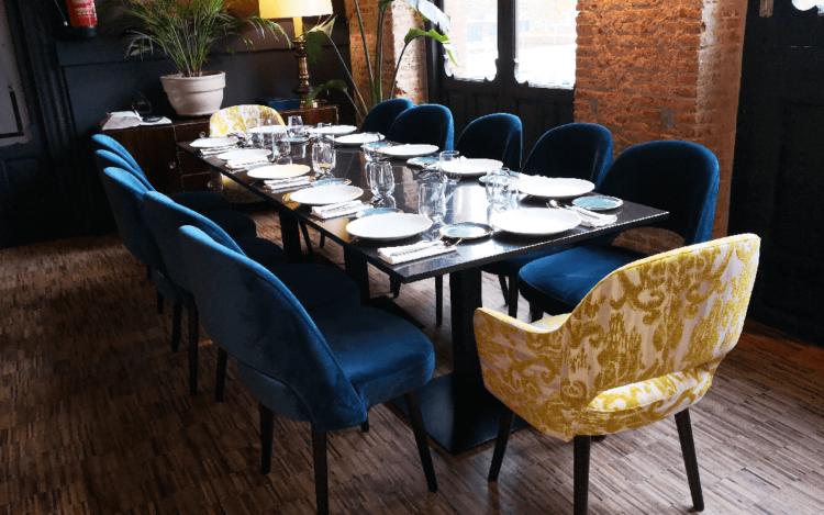 Excelente restaurante para comidas o cenas de empresa en Alcalá de Henares